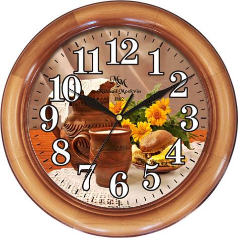 Настенные часы Михаил Москвин 5038A155 настенные часы михаил москвин kalendar 4