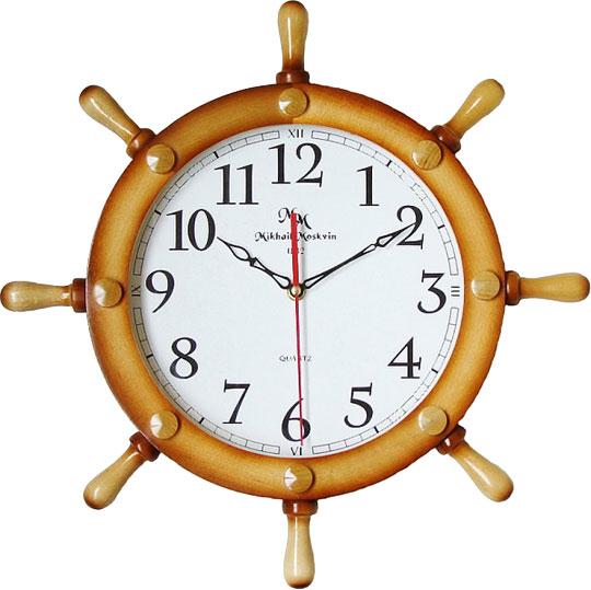 Настенные часы Михаил Москвин 6038A59 настенные часы михаил москвин majatnik skripka 15018614