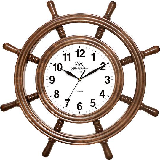 настенные часы михаил москвин serdce 6 3 Настенные часы Михаил Москвин 607862