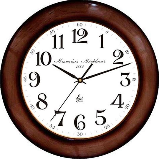 Настенные часы Михаил Москвин 7018623-MUZ настенные часы михаил москвин majatnik skripka 15018614