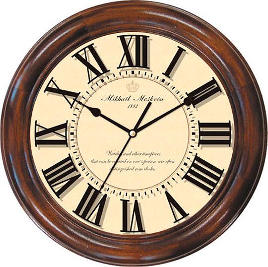 Настенные часы Михаил Москвин 70386SH настенные часы михаил москвин kartina maki
