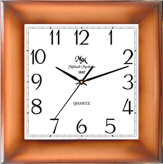 Настенные часы Михаил Москвин 7108A2 настенные часы михаил москвин kartina maki
