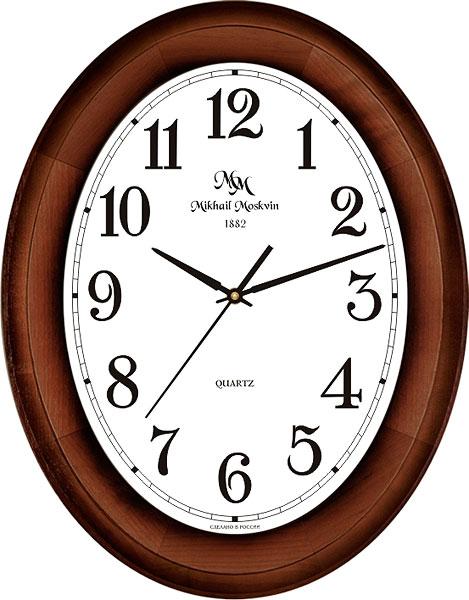 Настенные часы Михаил Москвин 713861 настенные часы михаил москвин majatnik skripka 15018614