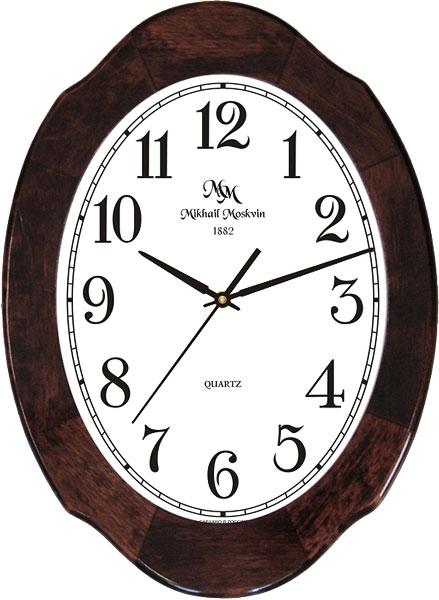 Настенные часы Михаил Москвин 715861 настенные часы михаил москвин 70386mc2