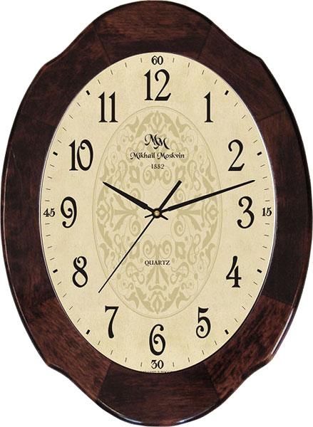 Настенные часы Михаил Москвин 715864 настенные часы михаил москвин biljard 8038a