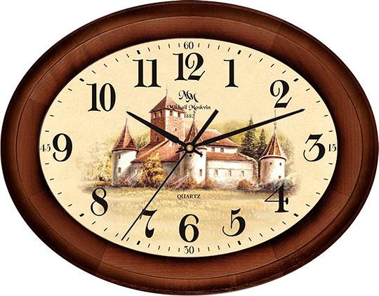 Настенные часы Михаил Москвин 716864 михаил нестеров