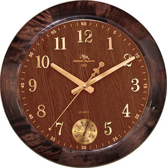 Настенные часы Михаил Москвин 80286T5 настенные часы михаил москвин 80286t5