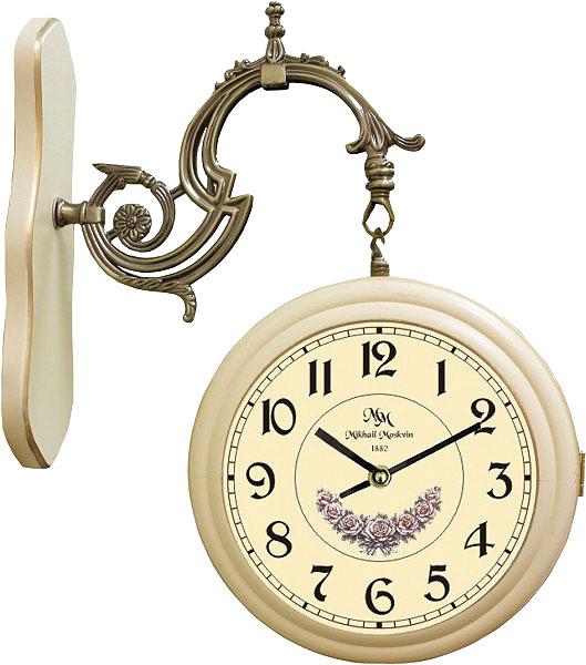 Настенные часы Михаил Москвин ALFA-9.P.1 настенные часы михаил москвин 70386mc2
