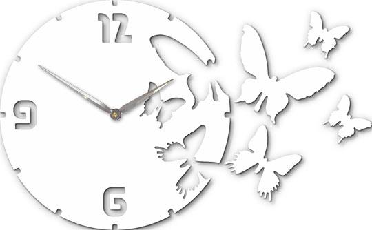 Настенные часы Михаил Москвин BABOCHKI-1-ucenka