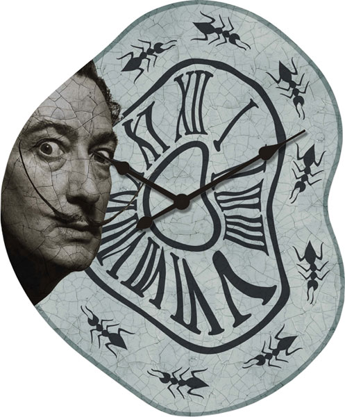 Настенные часы Михаил Москвин D470-DALI дали сальвадор дневник одного гения