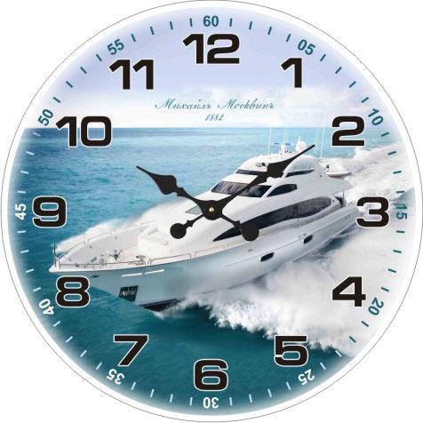 Настенные часы Михаил Москвин D470-JAHTA-5 цена