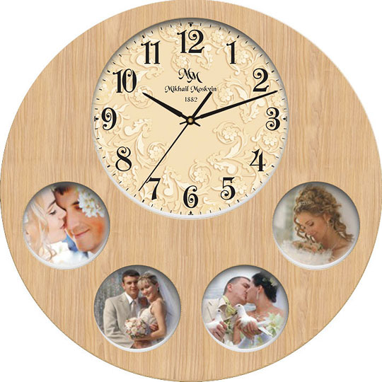 Настенные часы Михаил Москвин F-4.41 настенные часы михаил москвин 80286t5