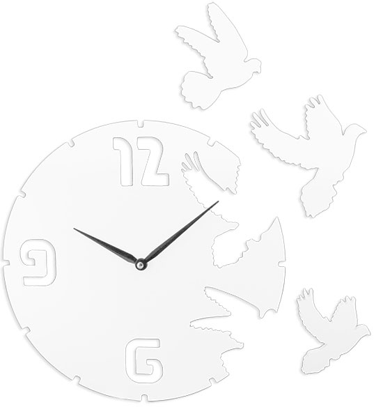 Настенные часы Михаил Москвин GOLUBI-1