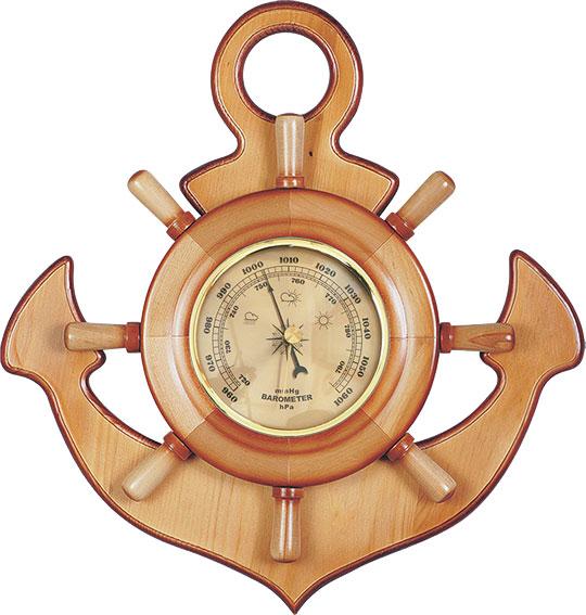 Настенные часы Михаил Москвин JAKOR-BAROMETR-05.8AB настенные часы михаил москвин kalendar 4