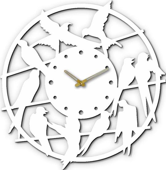 Настенные часы Михаил Москвин LASTOCHKI-1 настенные часы михаил москвин st8 4