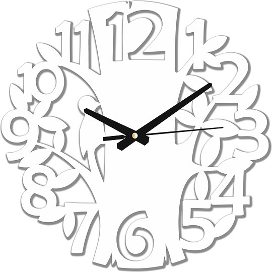 Настенные часы Михаил Москвин LESNYE-1
