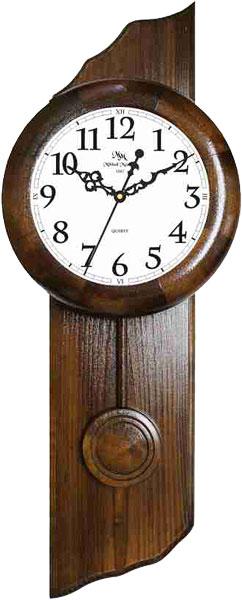 Настенные часы Михаил Москвин MAJATNIK-AMADEJ-12018631 настенные часы михаил москвин majatnik skripka 15018614