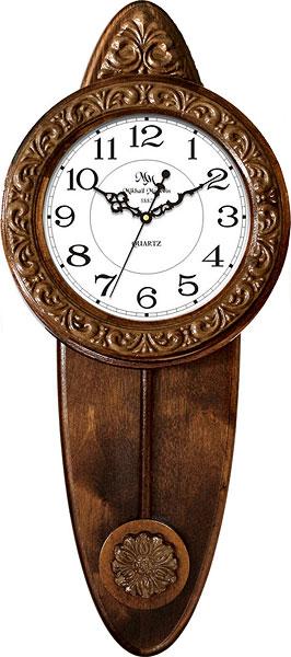 Настенные часы Михаил Москвин MAJATNIK-BALLADA-12068614 настенные часы михаил москвин majatnik skripka 15018614