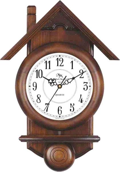 Настенные часы Михаил Москвин MAJATNIK-KOTTEDZH-13018614 настенные часы михаил москвин majatnik skripka 15018614