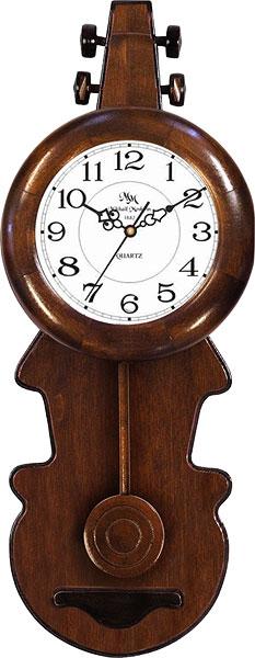 Настенные часы Михаил Москвин MAJATNIK-SKRIPKA-15018614 настенные часы михаил москвин st8 4