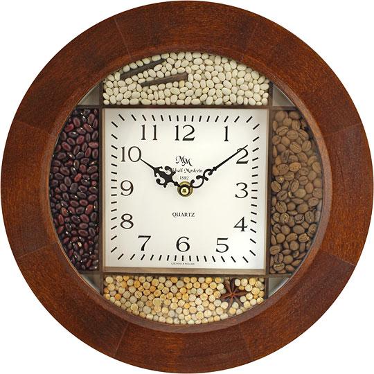 настенные часы михаил москвин serdce 6 3 Настенные часы Михаил Москвин NASYPNYE-508861