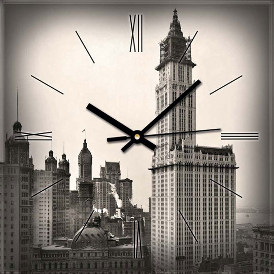 Настенные часы Михаил Москвин ST6.36