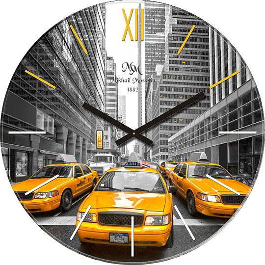 Настенные часы Михаил Москвин ST8-5 настенные часы михаил москвин st8 4