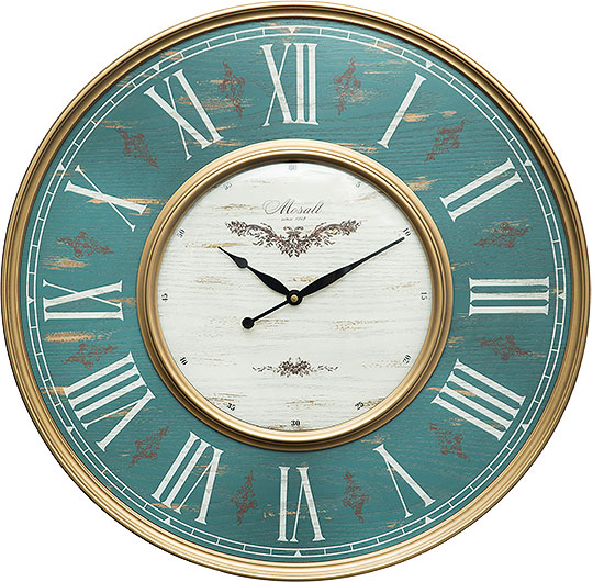 Настенные часы Mosalt MS-3027