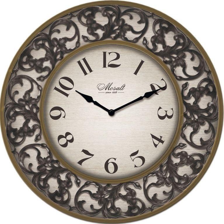 Настенные часы Mosalt MS-3414
