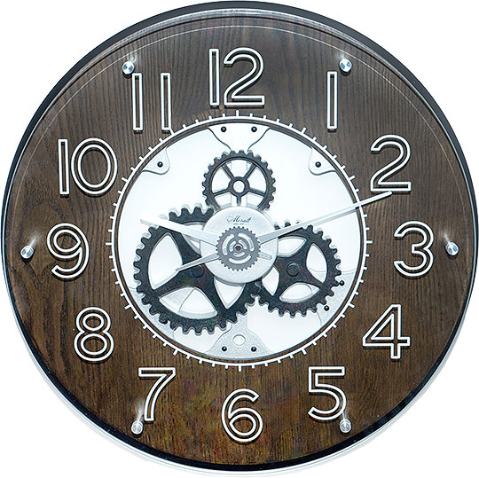 Настенные часы Mosalt MS-657 ручка шариковая тайна имени владимир