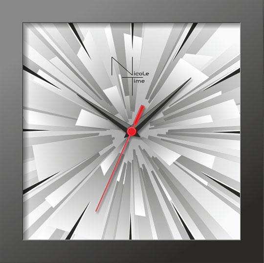 Настенные часы Nicole Time NT303