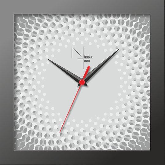 Настенные часы Nicole Time NT306