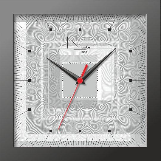 Настенные часы Nicole Time NT307