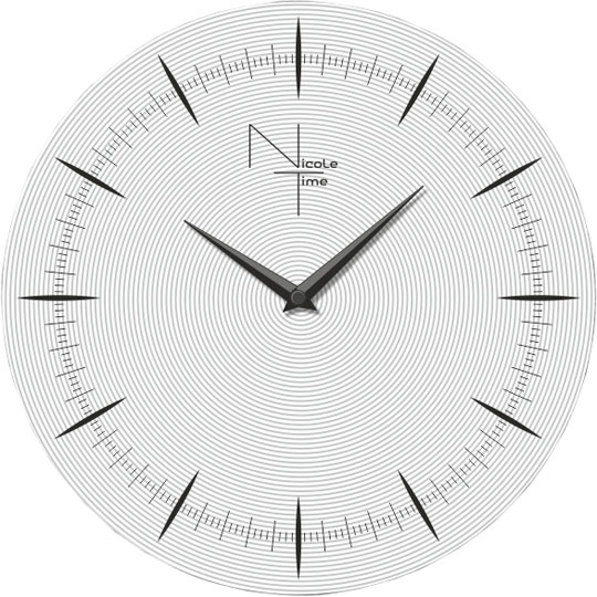 Настенные часы Nicole Time NT453
