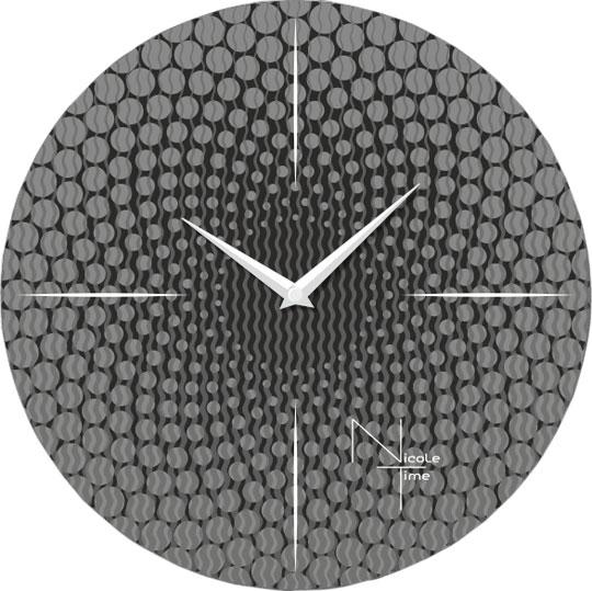 Настенные часы Nicole Time NT455