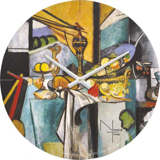 Настенные часы Nicole Time NT513 цена
