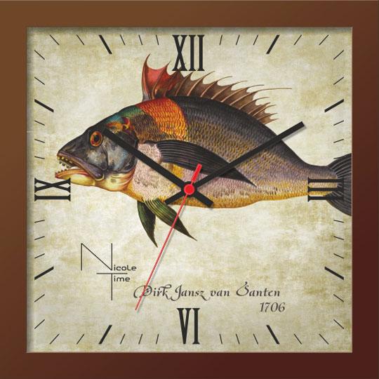 Настенные часы Nicole Time NT651