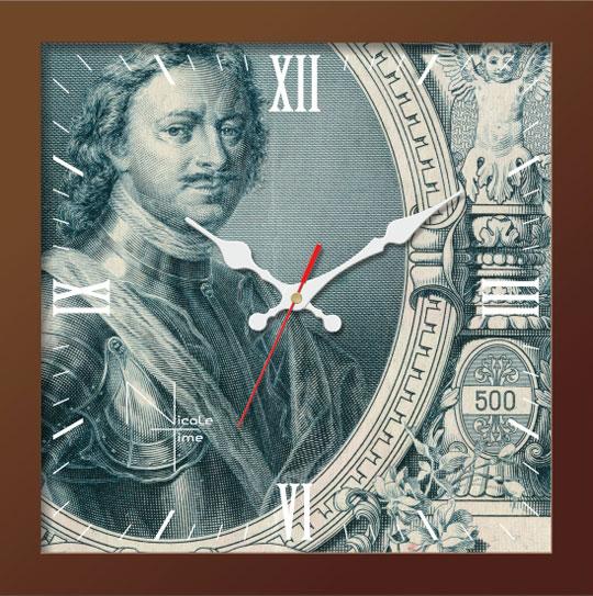 Настенные часы Nicole Time NT657 nicole time nicole time nt667w