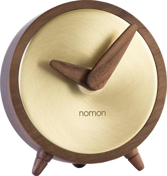 Настольные часы Nomon AMGN mont blanc туалетная вода starwalker 50ml