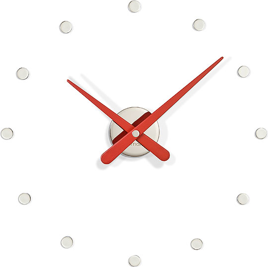 Настенные часы Nomon RML012R nomon nomon rodon 12 i