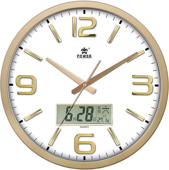 Настенные часы Power PW0582ALKS