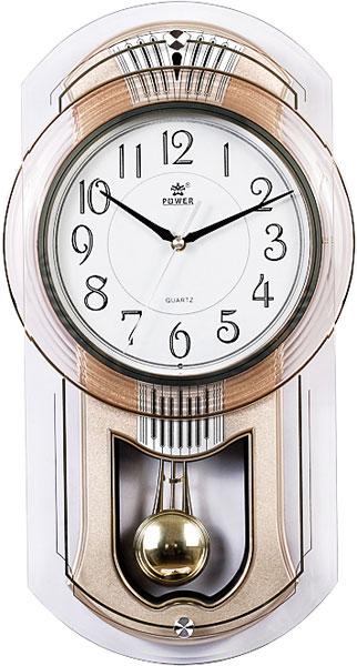 Купить со скидкой Настенные часы Power PW6126APMKS