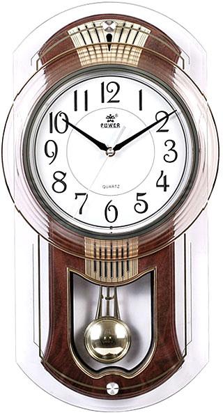Купить со скидкой Настенные часы Power PW6126JPMKS2