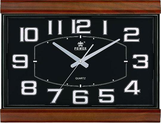 Настенные часы Power PW8111BKS