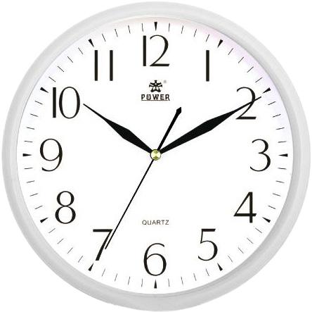 Настенные часы Power PW8172WKS