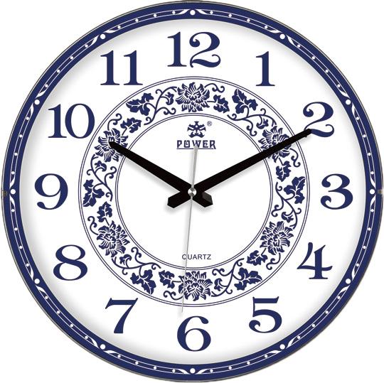 Настенные часы Power PW8235GKS