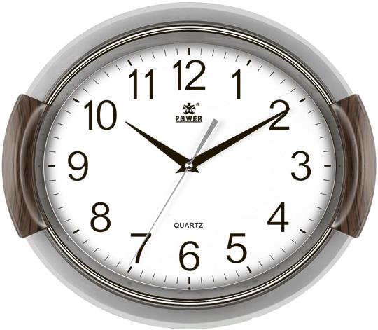 Настенные часы Power PW830WKS