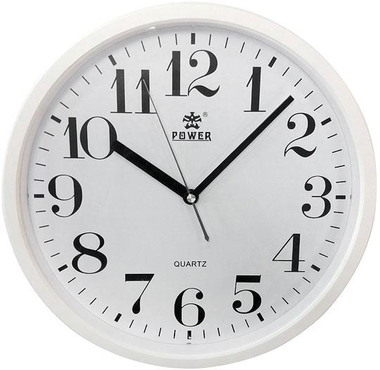 Настенные часы Power PW9003WKS