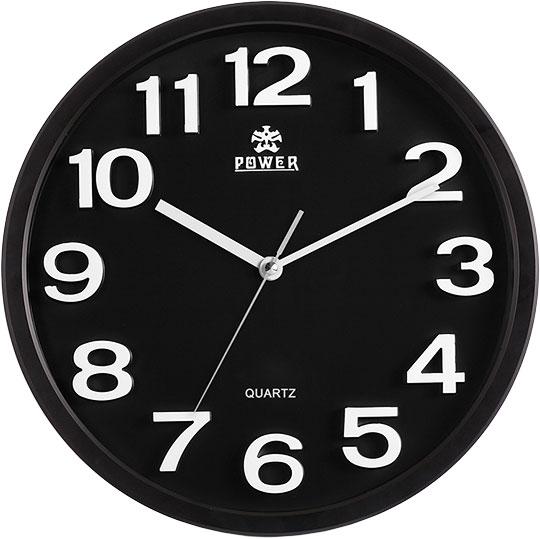 Настенные часы Power PW916BKS