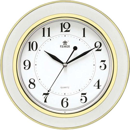 Настенные часы Power PW9322WKS